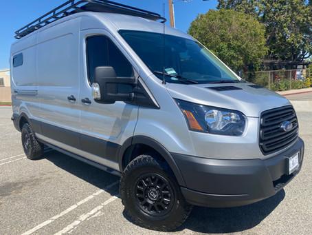 2019 Ford Transit 250