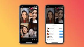 7 maneiras de aproveitar bem a nova função Instagram Live Rooms