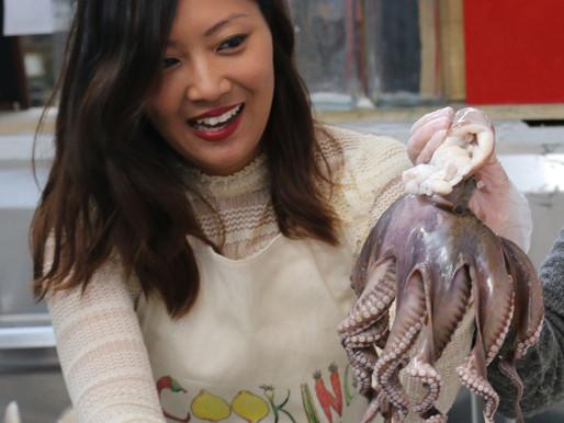 Caroline Shin | Cooking With Granny