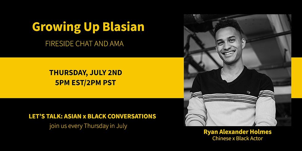 Let's Talk: Growing Up Blasian