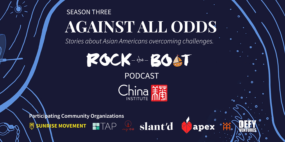 Rock The Boat Season Three Launch: Against All Odds