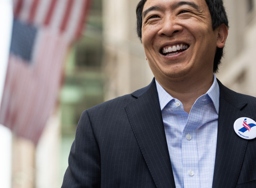 Episode 9: Andrew Yang | Fighting For Humanity