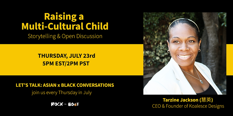 Let's Talk: Raising a Multicultural Child