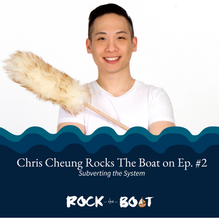Chris Cheung Rock The Boat Ep 2