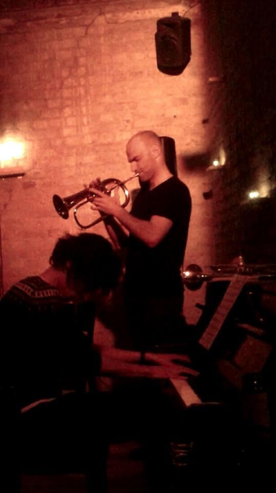 Palmberg/Mesnaoui Duo, Berlin