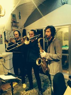 Recording Horns