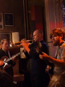 Strings and Valves,Glenn Miller Cafe