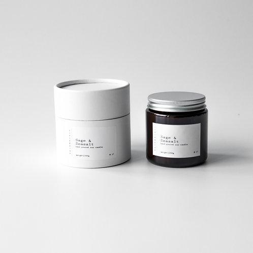 Sage & Seasalt - Soy Wax Candle