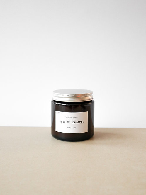 Spiced Orange - Soy Wax Candle