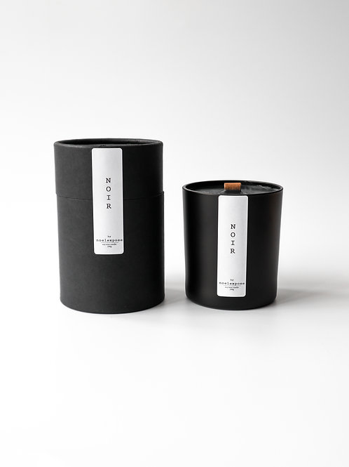Noir - Soy Wax Candle