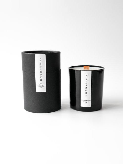 Woodsmoke - Soy Wax Candle