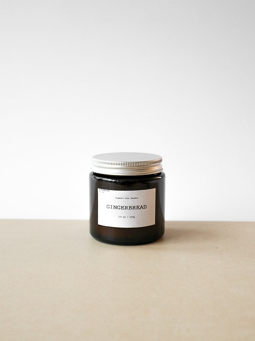 Gingerbread - Soy Candle
