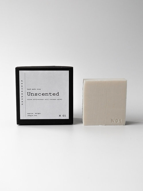 Unscented - Cleansing Bar