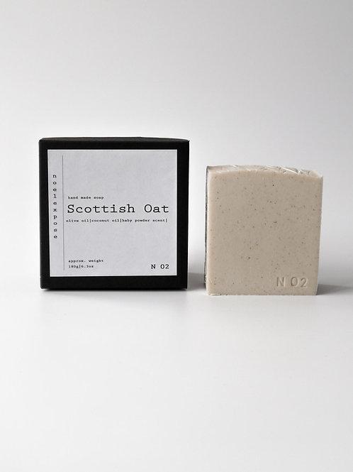 Scottish Oat - Baby Powder - Cleansing Bar