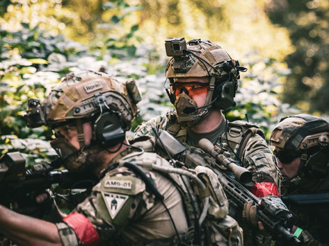 London Calling for Military Tech Cooperation