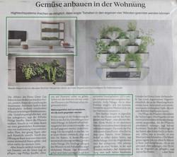 SonntagsZeitung Article