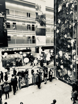 Giardina 2018 Main Entrance