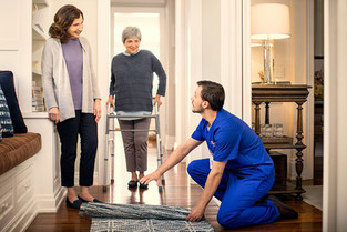 Healthy Aging: Fall Prevention