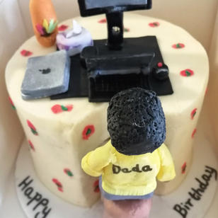 Workstation 'Lockdown Cake'