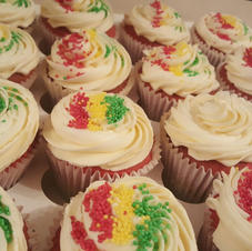 Jamaican style Large Cupcakes