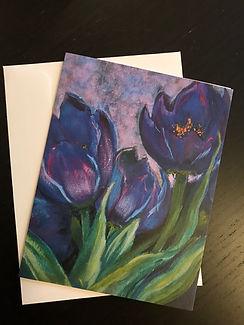 card purple tulips - nanci miranda.jpg