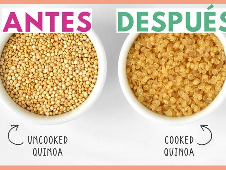 CÓMO COCINAR LA QUINOA BLANCA: Recetas Faciles y Saludables con Quinoa || Quinoa Bowl