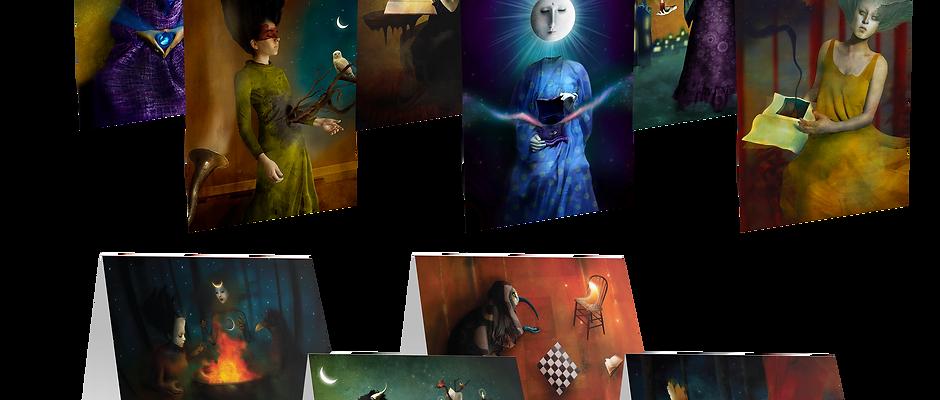 Mariana Palova Greeting Cards (Set of 10)