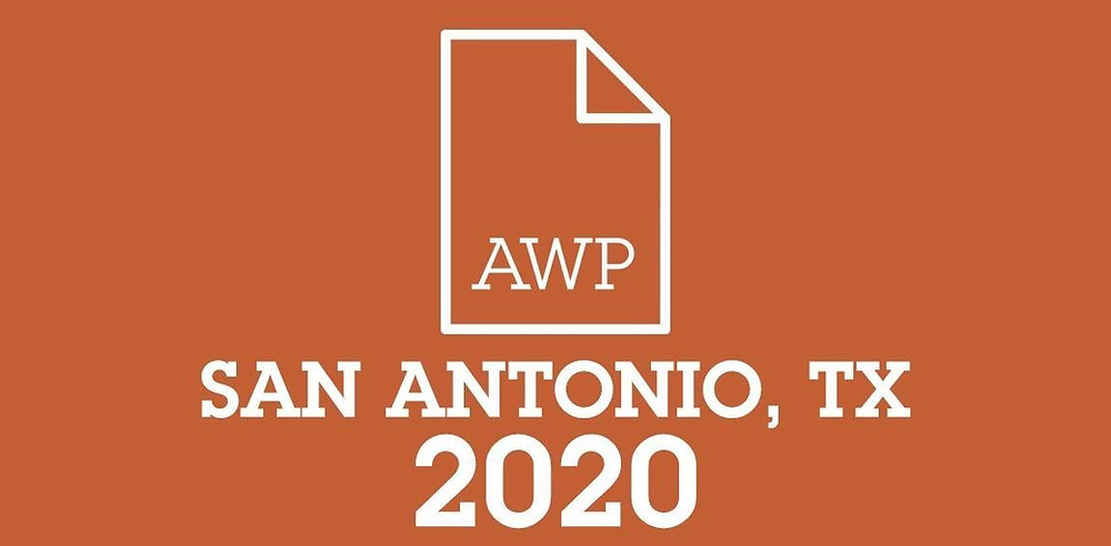 AWP 2020 San Antonio, Texas