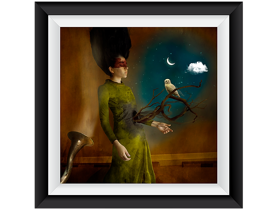 """Modern Spirit"" Art Print"