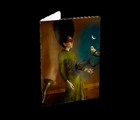 """""""Modern Spirit"""" Greeting Card"""