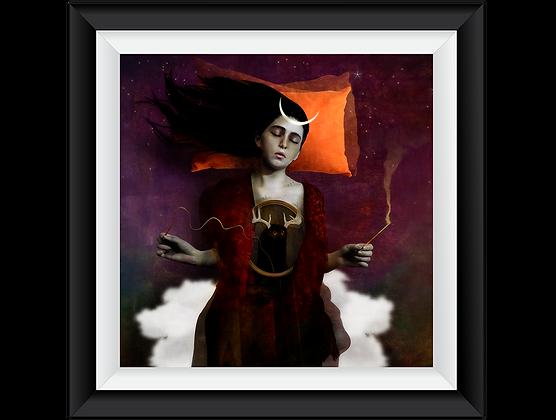 """Astral Travel"" Art Print"