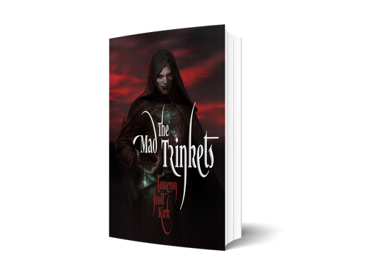 Enter The Mad Trinkets Goodreads Giveaway