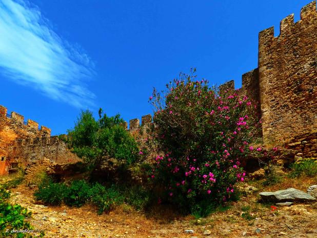 Imbros gorge in Sfakia
