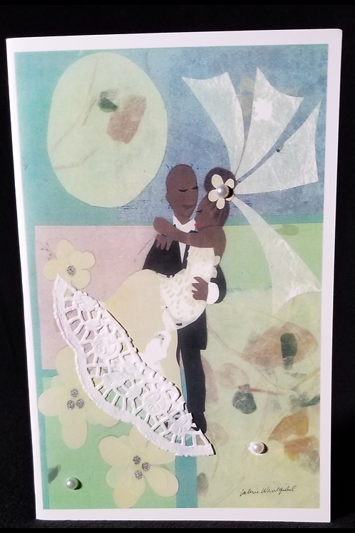 Wedding Large Greeting Card
