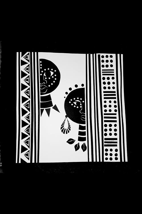 Original Art Black/White
