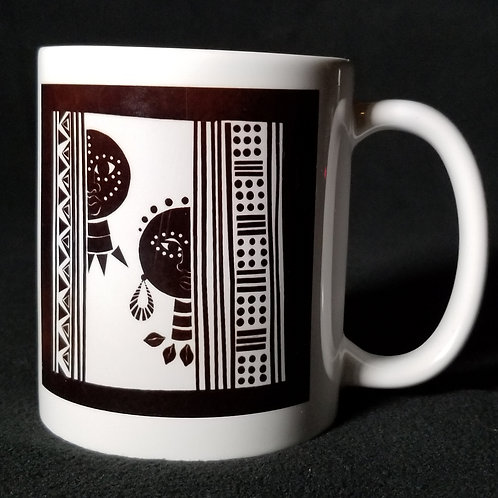 Decorative Mug 4