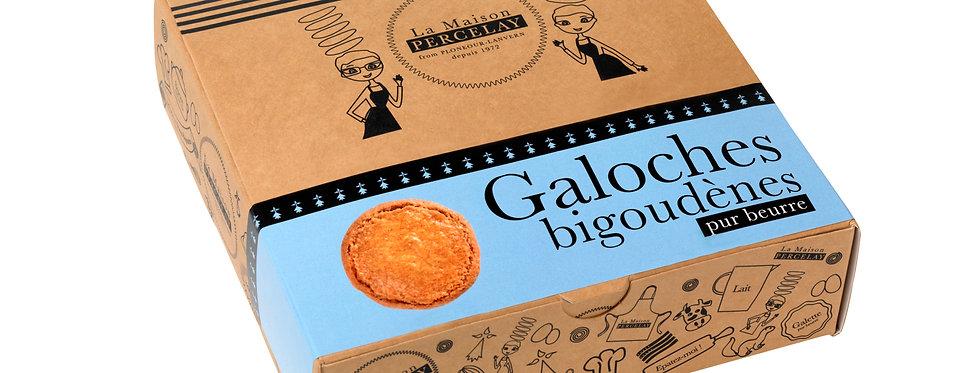 Galoches Bigoudènes pur beurre
