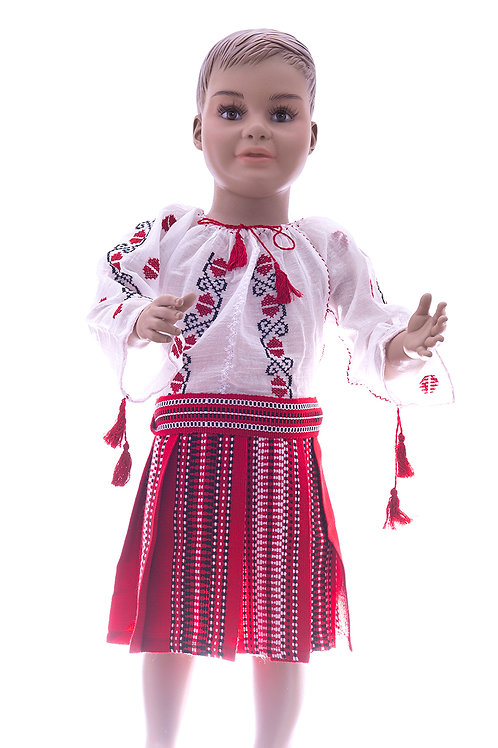 Costum national fete