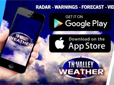 The Tennessee Valley Weather App is Now Available!