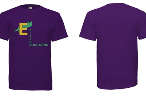 Elisha Lightning Unisex T-Shirt