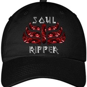 SOUL RIPPER Logo Baseball Cap