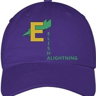 ELISHA LIGHTNING Logo Baseball Cap