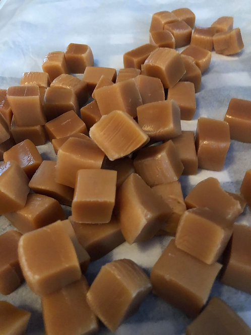 MILK CHOCOLATE Universal Caramels 12 Count Bag *DELICIOUS*