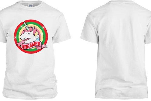 DREAMER Unicorn Unisex T Shirt