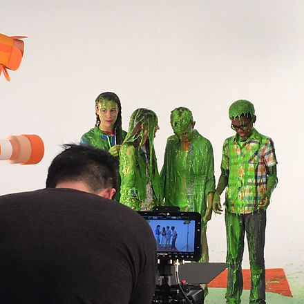 Nickelodeon Commercial