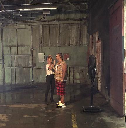 Timbaland Music Video
