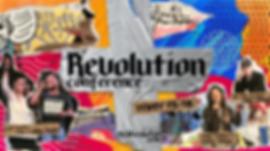 revolution conf final slide speakers and