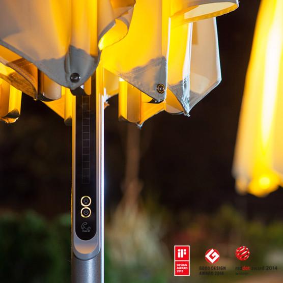 Parasol Control Pannel