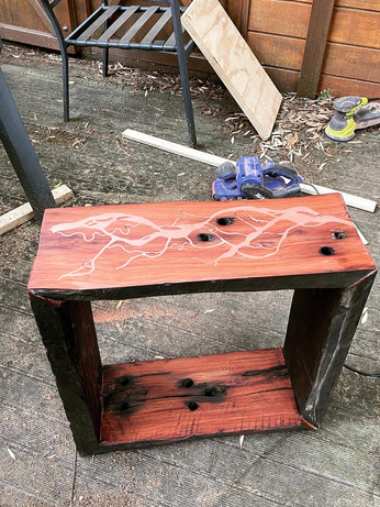 River side-table