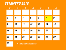 Setembro 2018